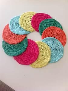 Modele De Tricotin Facile : crochet modele gratuit accessoire tendance pour la maison ~ Melissatoandfro.com Idées de Décoration