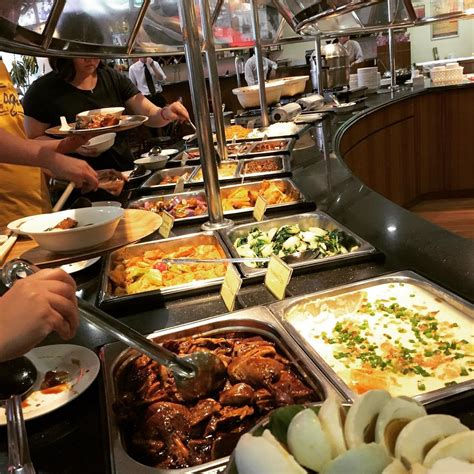 Sideboard Cafe by 7 Porridge Buffets Below 20 To Take You Back To Your Ah