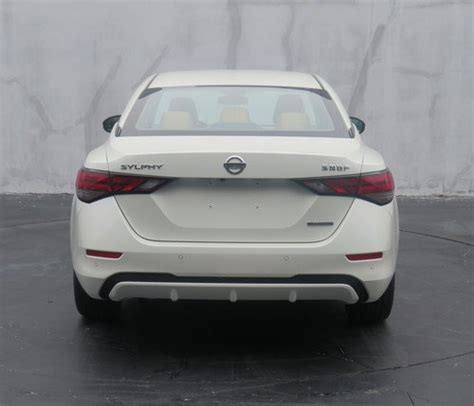 Nissan Sylphy 2020 by 2020 Nissan Sentra 2019 Nissan Sylphy Rear Leaked Feb5