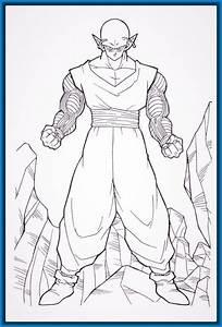 dibujos para colorear dragon ball z broly Archivos Imagenes de Dragon Ball