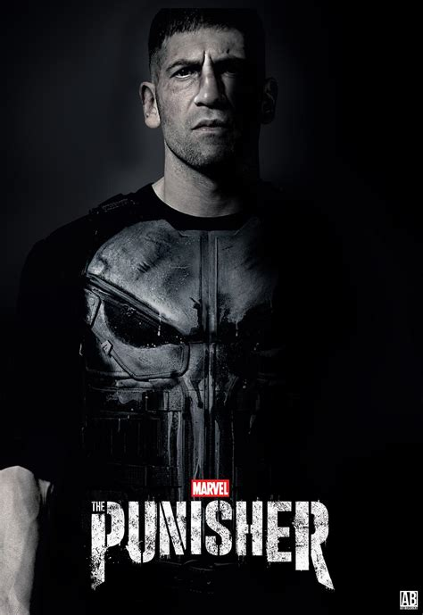 The Punisher - Poster by ArtBasement : Marvel