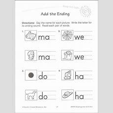Kindergarten Activities (ready, Set, Learn) (020552) Images  Rainbow Resource Center, Inc