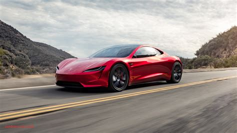 Tesla 2020 Roadster Unique 2020 Tesla Roadster Makes ...