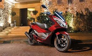 Honda Pcx 150 Imported To India For Testing