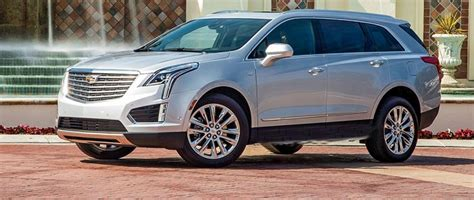 cadillac xt   row suv  suvs rankings