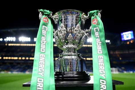 Carabao Cup fourth round fixtures IN FULL: Liverpool host ...