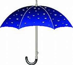 Gallery For > Umbrella with Raindrops Clipart