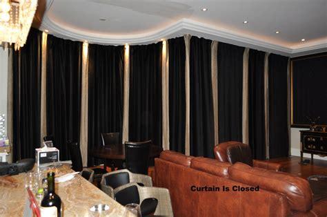 Remote Drapes - remote electric motorized curtain tracks