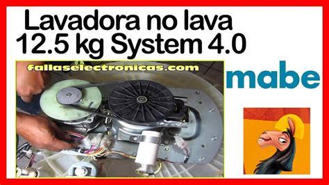 lavadora general electric no centrifuga lavadora general electric no lava youtube lavadora