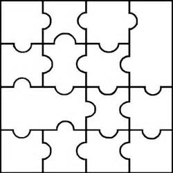 printable puzzle pieces template dakotaflower home