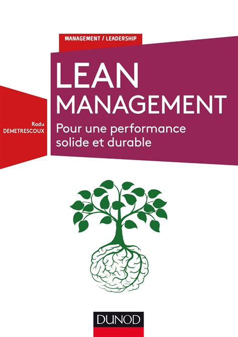 lean management pour une performance solide  durable