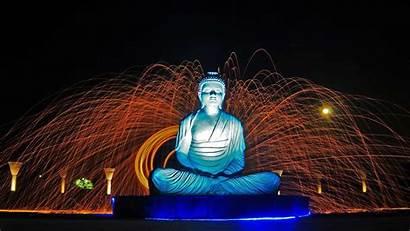 Buddha Silence Garden Chandigarh Wallpapers Bing Peapix