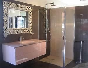 Deco Salle De Bain Gris : d co salle de bain gris et rose ~ Farleysfitness.com Idées de Décoration