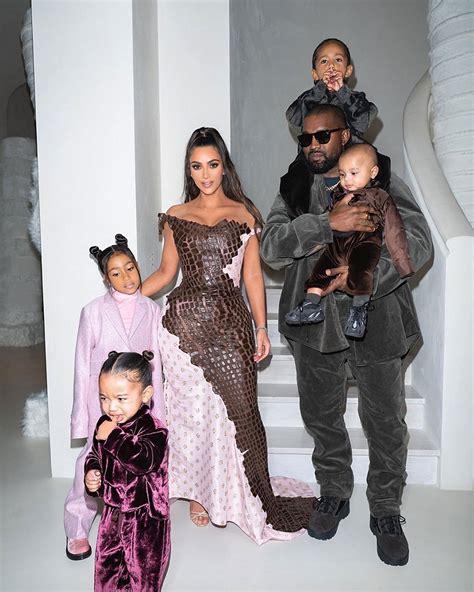 Kim Kardashian Shares Christmas Eve Family Photo   PEOPLE.com