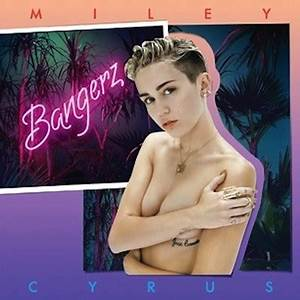 Miley Cyrus Nude Album Cover: Unveiled! - The Hollywood Gossip