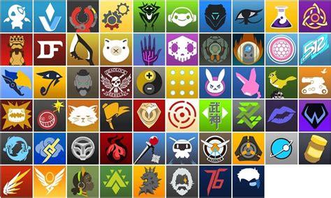 overwatch  player icons quiz  moai