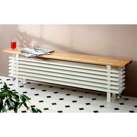 bench radiator aestus partito bench radiator 442 h mm uk bathrooms