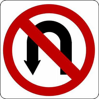 Sign Turn Clip Turns Clipart Clker Driving