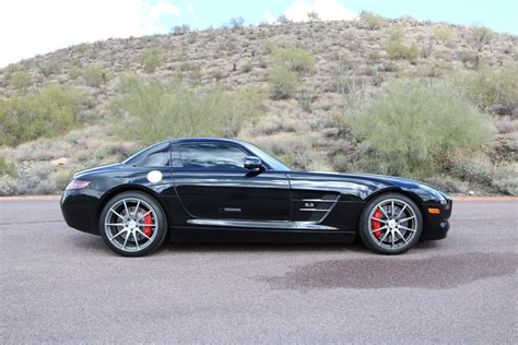 But there's something interesting i recently noticed about the sls: 2012 Mercedes Benz SLS AMG Gullwing 6.2L V8 563HP Very Rare - MBWorld.org Forums