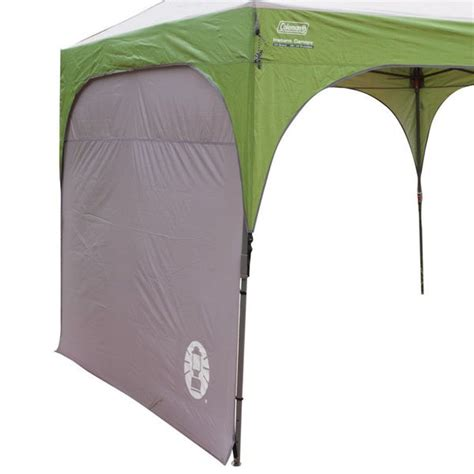 coleman instant canopy sunwall  overstockcom shopping top rated coleman tents