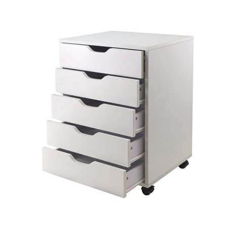 White Cabinet With Drawers by Winsome Halifax Cabinet For Closet Office 5