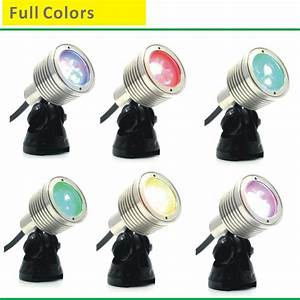 V rgb color changing led outdoor lighting multi