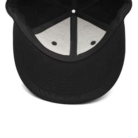 womens mens plain adjustable glock logo rock punk cotton snapback hat summer hats cadet army