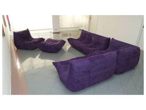 canapé togo prix ensemble canapé et fauteuils quot togo quot design de michel