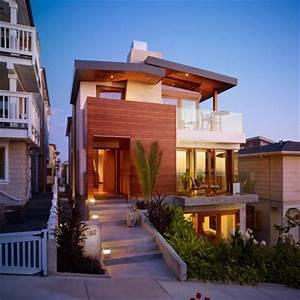 Fachadas de casas modernas, todo para diseñar una hermosa