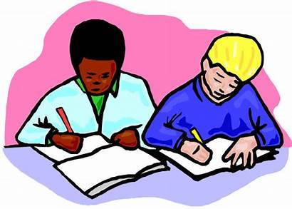 Writing Clipart Clip Independent Comprehension Reading Boys