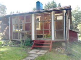 Haus Kaufen Bremen Klein Mexiko by Schweden Kleines Rotes Ferienhaus Im Wald An Kleinem See