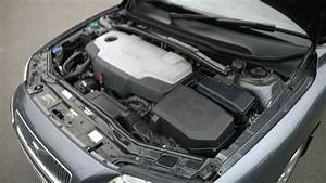 Volvo D5 Engine