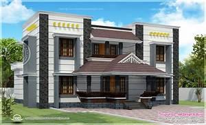 Kerala Home Design Kerala Traditional Home Elevations ...