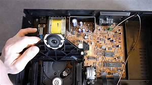 Vintage Cost Effective Philips Cd Player Teardown Cd482