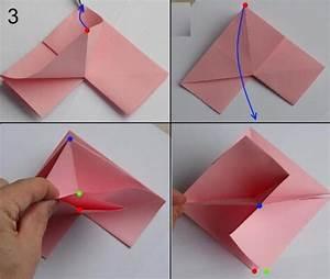 Osterdeko Basteln Aus Papier : rose aus papier falten blumen basteln anleitung dekoking ~ Whattoseeinmadrid.com Haus und Dekorationen