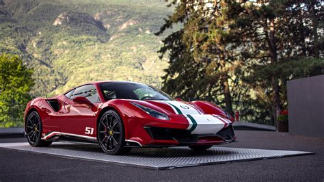 488 Spider 4k Wallpapers by 488 Pista Tailor Made Piloti 2018 4k