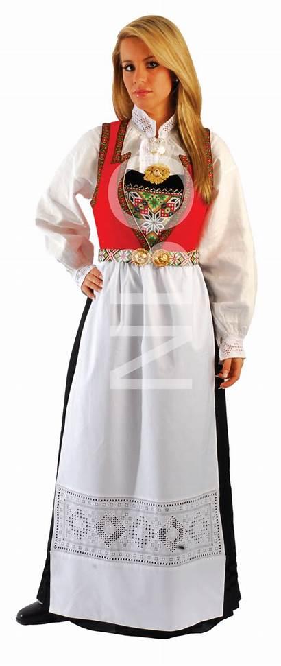 Bunad National Hardanger Costumes Norway Norwegian Costume