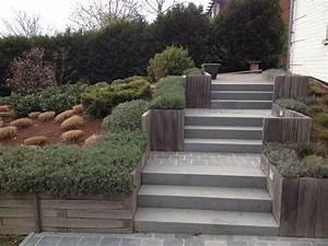 coffrage escalier beton exterieur 14 les 25 meilleures With maison en pente forte 14 la cuisine salle a manger