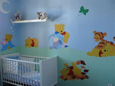 chambre winnie l ourson pour bébé déco winnie chambre bebe