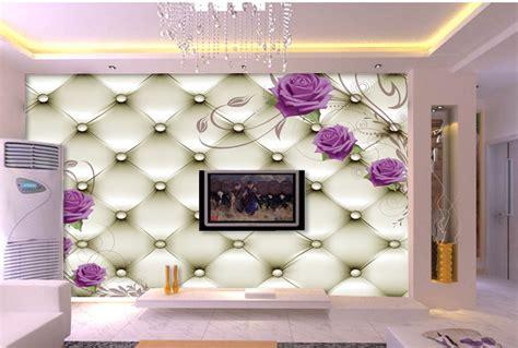 wholesale large mural tv wall wallpaper living room