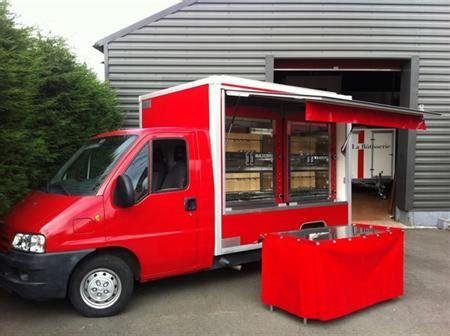 camion cuisine occasion commerce ambulant camions remorques matériel forain en