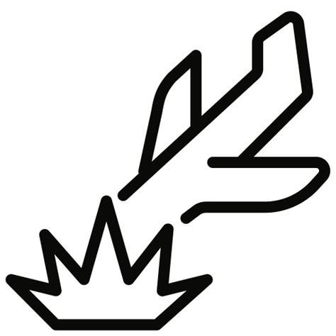 crash plane icon