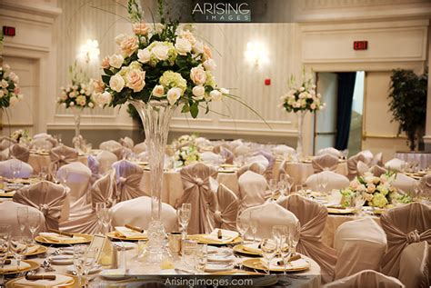 Stock Photo Elegant Wedding Reception Area