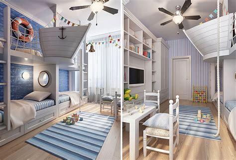 Le Kinderzimmer Junge by 22 Chambres Magiques Pour Enfants Chambre237
