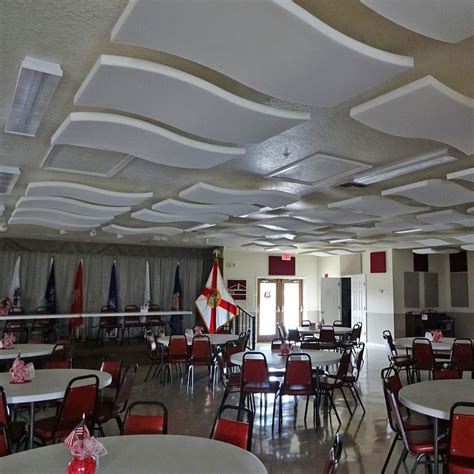 grand horizons community center acoustical solutions
