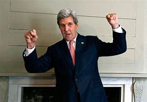 John Kerry's New Memoir Is Mostly Humble Bragging - Bloomberg