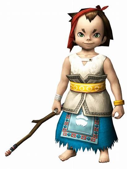 Talo Zelda Twilight Princess Legend Link Colin