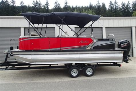 Pontoon Boats In Canada by Used Pontoon Boats For Sale In Canada Boats