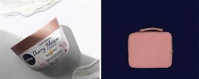 Cherry Blossom Souffle Cream Nivea Lotion Clozette