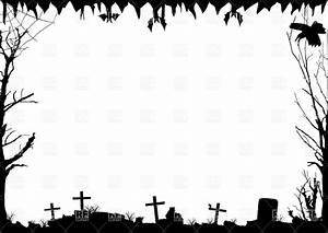 Scary Halloween Borders – Festival Collections